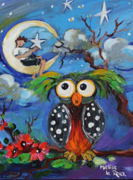 Marlise le Roux - Artwork for children's rooms Gallery