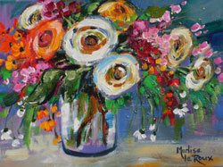 Marlise le Roux - Forest & Flowers Art Gallery